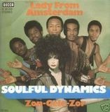Lady From Amsterdam / Zon-Gele-Zor - Soulful Dynamics