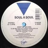 Keep On Movin - Soul II Soul