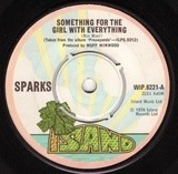 Something For The Girl With Everything - Sparks