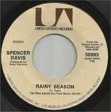 Rainy Season - Spencer Davis