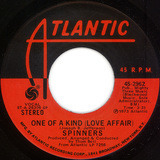 One Of A Kind (Love Affair) - Spinners