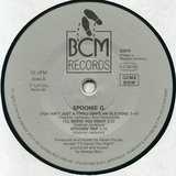 Old And New Jams - Spoonie Gee