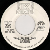 Talk To The Rain - Spring
