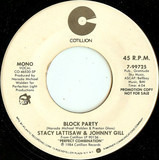 Block Party - Stacy Lattisaw & Johnny Gill