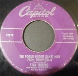 The Boogie-Woogie Banjo Man From Birmingham / The World Is Waiting For The Sunrise - Stan Freberg