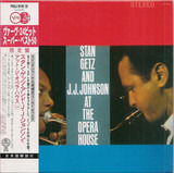 At The Opera House - Stan Getz And J.J. Johnson
