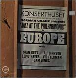 Jazz At The Philharmonic In Europe - Stan Getz / J.J. Johnson / Victor Feldman / Sam Jones