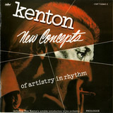 New Concepts of Artistry in Rhythm - Stan Kenton And His Orchestra
