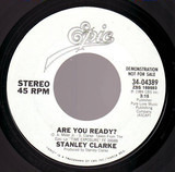 Are You Ready? - Stanley Clarke