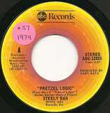 Pretzel Logic / Through With Buzz - Steely Dan