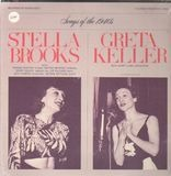 Songs of the 1940's - Stella Brooks, Greta Keller
