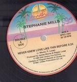 Never Knew Love Like This Before / Let's Get Together - Stephanie Mills / Pam Todd & Love Exchange