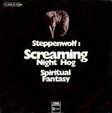Screaming Night Hog - Steppenwolf