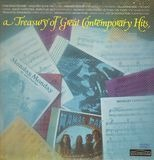 A Treasury Of Great Contemporary Hits - Steppenwolf, Three Dog Night a.o.