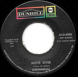 Move Over / Power Play - Steppenwolf