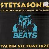 Talking All That Jazz (Remixes Pt. 1) - Stetsasonic