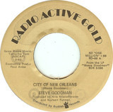City Of New Orleans - Steve Goodman