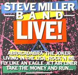 Live! - Steve Miller Band