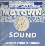Happy Birthday / Greatest Excerpts From His Speeches - Stevie Wonder / Dr. Martin Luther King, Jr.
