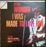 I Was Made to Love Her - Stevie Wonder
