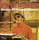 Boogie On Reggae Woman - Stevie Wonder
