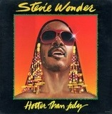 Hotter Than July - Stevie Wonder