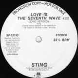 Love Is The Seventh Wave - Sting