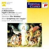 Mendelsohn: A Midsummer Night's Dream / Smetana: The Moldau / Bizet: Symphony in C major - Szell, Stokowski