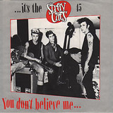 You Don't Believe Me - Stray Cats