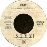 Babe / Why Me - Styx