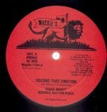 Second That Emotion - Sugar Minott , Wackies Rhythm Force