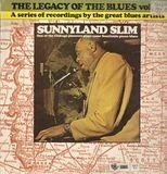 The Legacy Of The Blues Vol. 11. - Sunnyland Slim