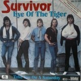 Eye Of The Tiger / Take You On A Saturday - Survivor