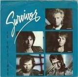 Is This Love / Can't Let You Go - Survivor