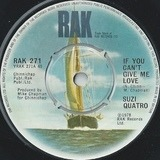 If You Can't Give Me Love - Suzi Quatro