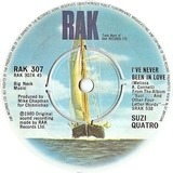 I've Never Been In Love / Starlight Lady - Suzi Quatro