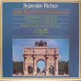 Variationen - Sviatoslav Richter spielt Ludwig van Beethoven