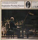 Tschaikowsky: Konuzert df. Klavier u. Orchester Nr 1 b-moll op. 23 - Svjatoslav Richter