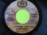 Buzzard Luck / Ebony And Jet - Swamp Dogg