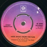 Hide Away From The Sun / Boom Boom Boom - Sweet Sensation