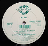 All Through The Night - Sybil