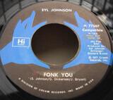Fonk You / That Wiggle - Syl Johnson