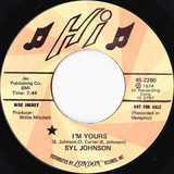 I'm Yours - Syl Johnson