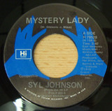 Mystery Lady / Let's Dance For Love - Syl Johnson