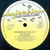 Someone Like You - Sylvester