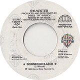 Sooner Or Later - Sylvester