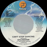 Can't Stop Dancing / In My Fantasy (I Want You, I Need You) - Sylvester