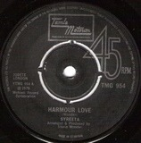 Harmour Love / What Love Has Joined Together - Syreeta