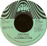 Disco Magic / Monday Morning - T-Connection