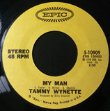 My Man - Tammy Wynette